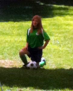 Jessica Soccer photo